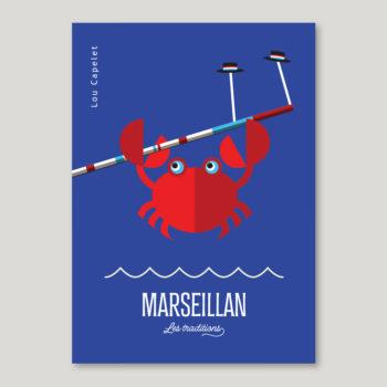 affiche marseillan