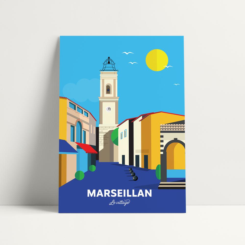 marseillan ville